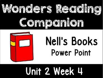 Wonders. Unit 2 Week 4 Power Point. Friends All Around. First Grade.