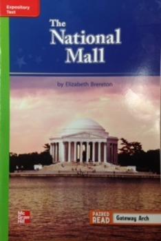 3rd Gr. Wonders Unit 1 Week 5 Beyond Level Reader Response - The National Mall