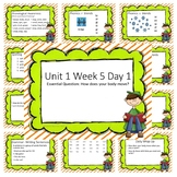 Wonders First Grade Unit 1 Week 5