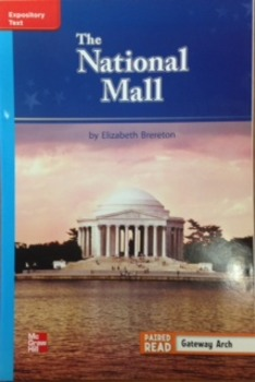 3rd Grade Wonders Unit 1 Week 5 On Level Reader Response - The National Mall