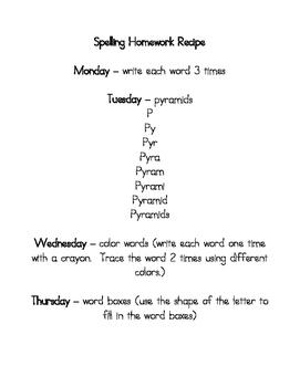 Wonders Unit 1 Word Lists