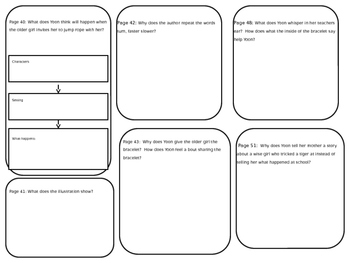 Wonders Unit 1 trifolds for 3rd grade