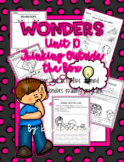 """Wonders Unit 10- """"Thinking Outside the Box"""" Activities and Extensions by KL"""