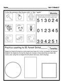 Wonders Unit 1.2 Homework (Pouch!)