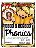 Wonders Unit 2 Phonics Bundle