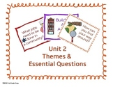 Unit 2 Wonders Themes and Essential Questions