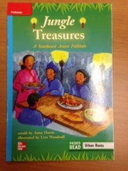 3rd Grade Wonders Unit 2 Week 1 On Level Jungle Treasures