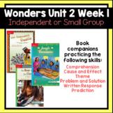 Wonders Unit 2 Week 1 Small Group
