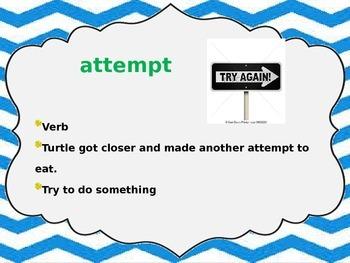Wonders Unit 2 Week 1 Vocabulary