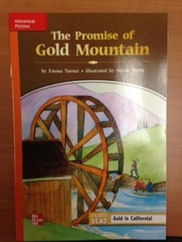 3rd Gr. Wonders Unit 2 Week 2 Approaching The Promise of Gold Mountain Response