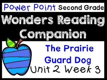Wonders Unit 2 Week 3 Power Point. The Prairie Guard Dog. Second Grade.