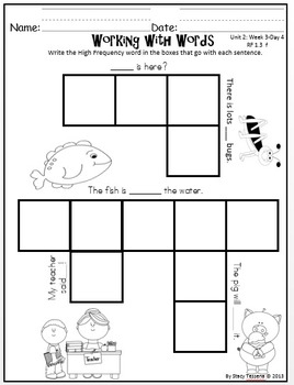 Wonders-Unit 2: Week 3: Days 1-5: Extended Lesson for Each Day