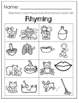 Wonders Unit 2 Week 3 I Love Bugs Centers/Worksheets Kindergarten