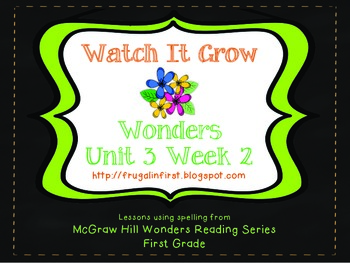 Wonders Unit 3 Week 2 (long i)