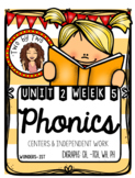 Wonders Unit 2 Week 5 Phonics: Digraphs (ch, -tch, ph, wh)