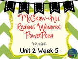 Wonders Unit 2 Week 5 PowerPoints