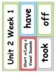 Wonders Unit 2 Weeks 1-5 Spelling Words Second Grade