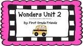 Wonders Unit 2 Word Find Using Decodable Passages