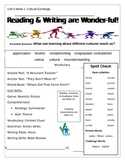 McGraw-Hill  Wonders unit 3