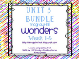 Wonders Unit 3