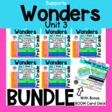 Wonders Unit 3 Bundle First Grade