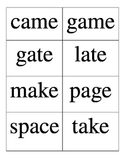 Wonders: Unit 3 Spelling Word Cards