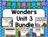 Wonders Unit 3 Supplemental Activities Bundle