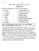3rd Grade Wonders Unit 3  Weeks 1-5 Vocabulary Test