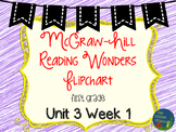 Wonders Unit 3 Week 1 Flipcharts