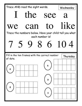 Wonders Unit 3 Week 1 Homework (How Do Dinosaurs Go To School?)