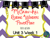 Wonders Unit 3 Week 1 PowerPoints