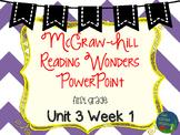 Wonders Unit 3 Week 1 PowerPoints
