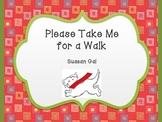 McGraw Hill Wonders Kindergarten Unit 3 Week 3 - Please Take Me For A Walk