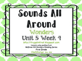 Wonders Unit 5 Week 4: Diphthongs (ou, ow)