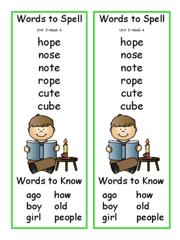 1st Grade Wonders (2014) - Unit 3 Week 4 - Now and Then