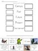 Wonders Unit 3, Week 4 Vocabulary Activity Set