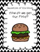 Wonders Unit 3 Week 5 Worksheets/Centers. Where Does Food Come From? First.