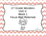Wonders Unit 4