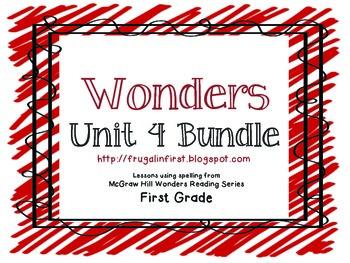 Wonders Unit 4 Bundle