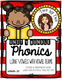 Wonders Unit 4 Phonics Bundle
