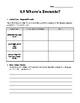 Wonders Grade 5 Unit 4- Reading/Writing Workshop Worksheets