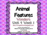 Wonders Unit 4 Week 1: Long A (ai/ay)