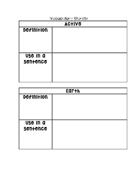 Wonders-Unit 4 Week 2 Comprehension Packet
