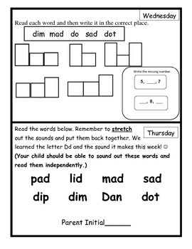 Wonders Unit 4 Week 2 Homework (What Can You Do With a Paleta?)
