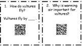 Wonders Unit 4 Week 3 Vulture View QR Codes