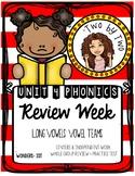 Wonders Unit 4 Week 6 Review Phonics