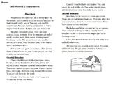 Wonders Unit 4 week 1 assessment