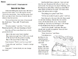 Wonders Unit 4 week 5 assessment