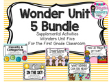 Wonders Unit 5 Bundle