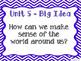 Wonders: Unit 5 Bundle